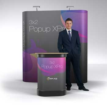 3x2 straight popup - پاپ آپ نمایشگاهی ، قیمت استند پاپ آپ ، چاپ پاپ آپ ، طراحی پاپ آپ ، استند پاپ آپ