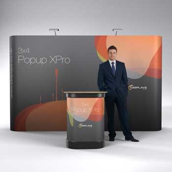 3x4 straight popup - پاپ آپ نمایشگاهی ، قیمت استند پاپ آپ ، چاپ پاپ آپ ، طراحی پاپ آپ ، استند پاپ آپ