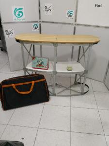 کانتر دو نفره 225x300 - میز کانتر و کیف