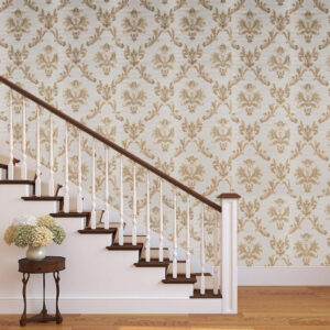 81ar0kbARML. SL1488  2 300x300 - کاغذ دیواری کلاسیک